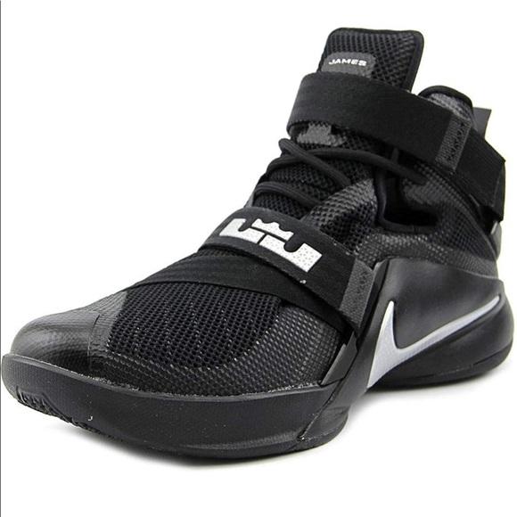online retailer 18df5 d5b06 Nike Lebron Soldier IX Basketball Shoe, sz 13.5
